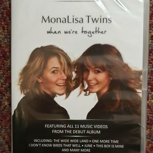 MonaLisa twins DVD When We're Together
